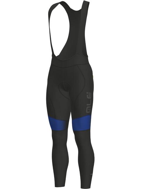 Alé Cycling PRS Dots WR - Culotte largo con tirantes Hombre - negro